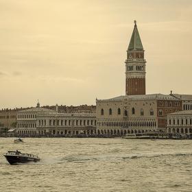 Benátky - na zpáteční cestě.