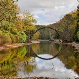 Rakotzbrücke, Kromlau