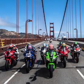 Superbike World Championship_Golden Gate Pre-Event