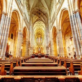 Chrám svatého Víta, Václava a Vojtěcha v Praze