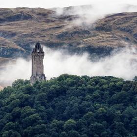 Skotsko, Wallace Monument