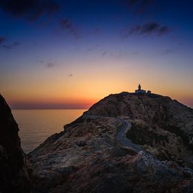 Korsické pobřeží