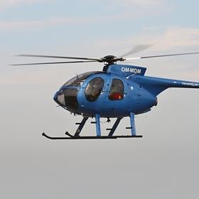 Hughes MD 530F, OM-MDM