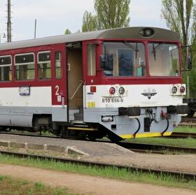 """810.656-9  – """"Orchestrion"""" Vůz byl vyroben v roce 1982."""