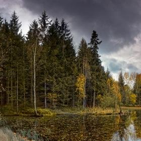 Hraniční rybník