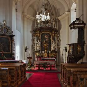 Oltář ..