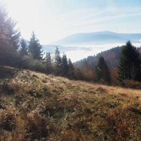 Beskydy podzim 2018