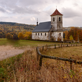 Kostel svatého Jana Nepomuckého, Vrchní Orlice  2