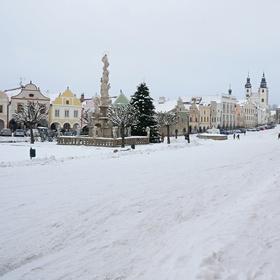 Náměstí Telč