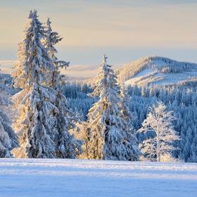 Zima na Zhůří