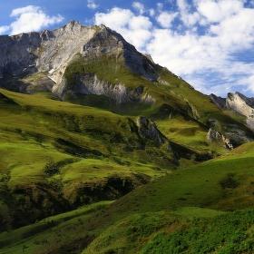 V horách pyrenejských