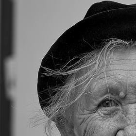 Pohádková babička.