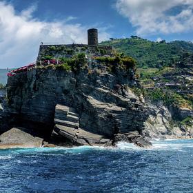 Pobřeží Cinque Terre