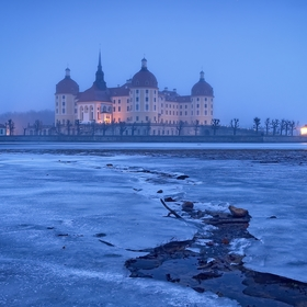 Pohádkový zámek Moritzburg