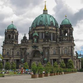 Turistika Německo 2014