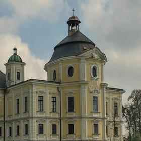 zámek Kravaře II