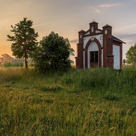 Osamělá kaplička