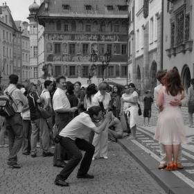 Malá svatba téměř beze svědků