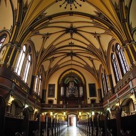 Svatá Kateřina v Toruni