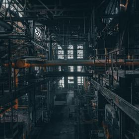 Heating Plant, Czech Republic