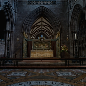 ...Chester Cathedral...