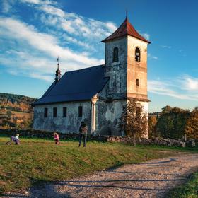 Kostel - Vrchní Orlice