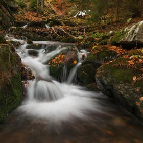 Podzim na Malé Moravě