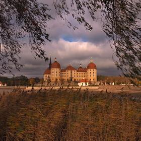 Podzimní Moritzburg