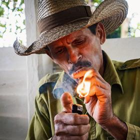 Kubánský doutníkový mistr