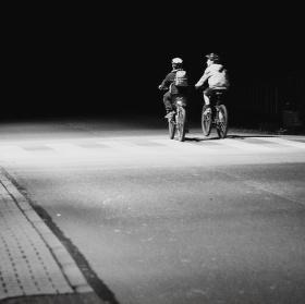 Noční cyklisté