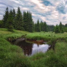 Vltavský potok