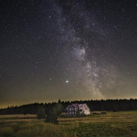 Milky Way na Jizerce