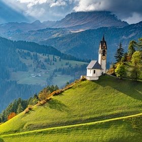 Val di Funes - Dolomity