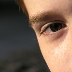 Vnoučkovo oko