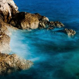 Barvy moře