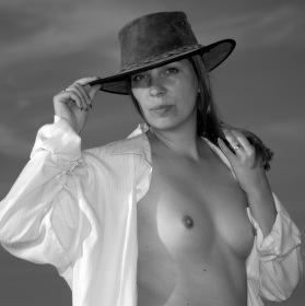 Cowboy Lady