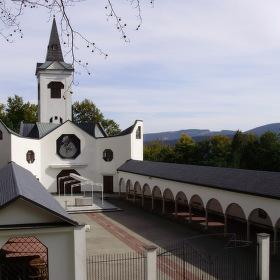 Poutní místo Panny Marie Pomocné