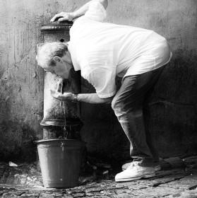 Žízeň v Římě