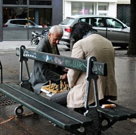 Šachy v Paříži