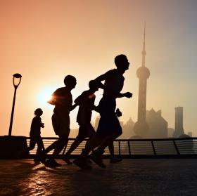 Ranní Šanghaj