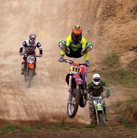 Motocross trochu jinak