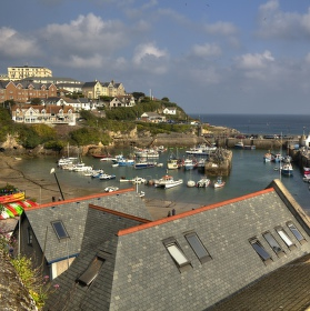 """""""Newquay Harbour"""""""