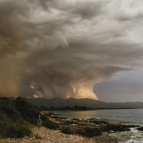 Bouře Melisa v Chorvatsku