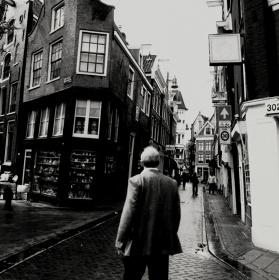 Pán v Amsterdamu