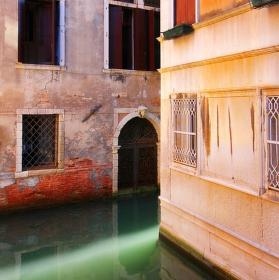 Podvečer v Benátkách