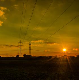 Slunce a stožáry