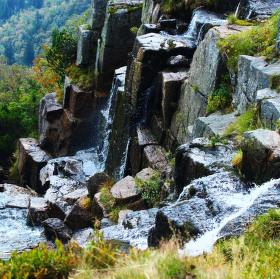 Pančavské vodopády... :)