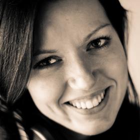 portrét Moniky