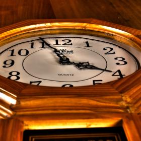 Čas se nezastaví...