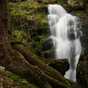 Kýšovický vodopád III